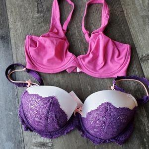 Victoria's secret bra 34D